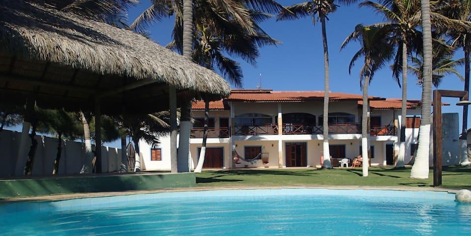 Casa Branco de Tabuba de Morro Branco - Beberibe - Dům