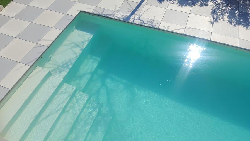 Villa moderne avec piscine privée  - Sunny Home