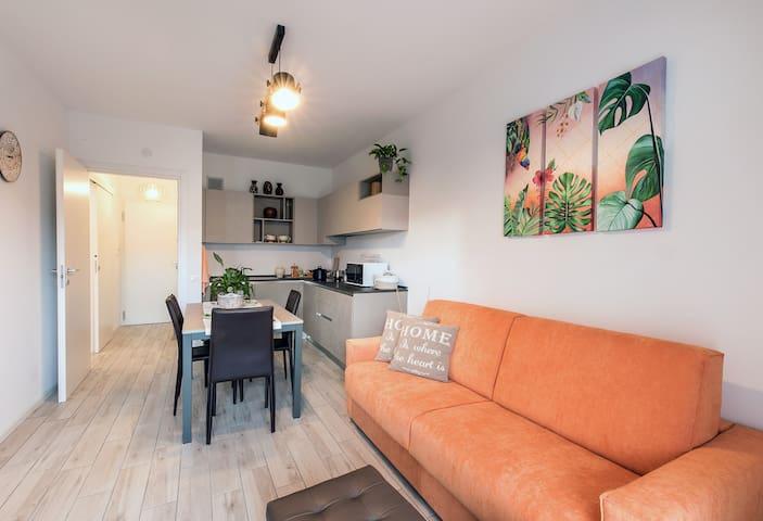 Appartamento Rosy per lavoro o per vacanze