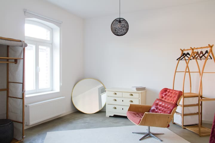 design apartment Ehrenfeld - fair