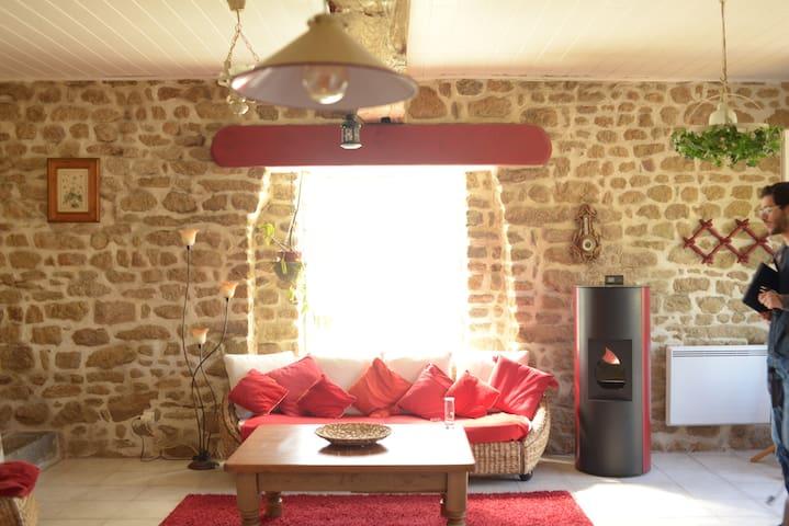 Evasion nature ❤️ Maison en Baie Mont St-Michel