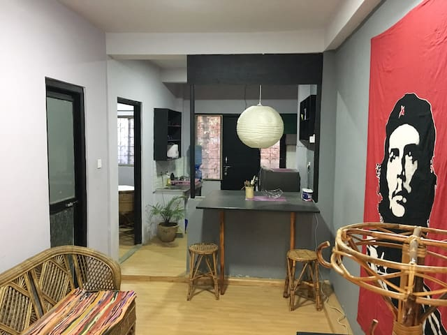 Bohemian Paradise with Yoga/study room