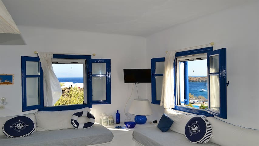 Blue Coast Suite Mykonos