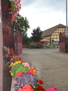 Alsacian Farmhouse - Appenwihr