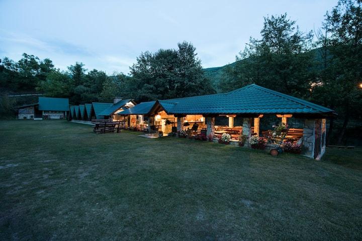 "Camping ""Drina"" Tara Rafting"