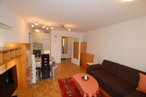 Tolle, helle Wohnung mitten in Graz