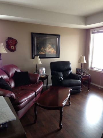 Beautiful 2 BR condo close to amenities and HWY 13