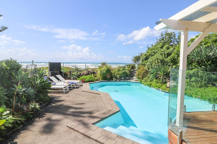The West Residence, Waihi Beach