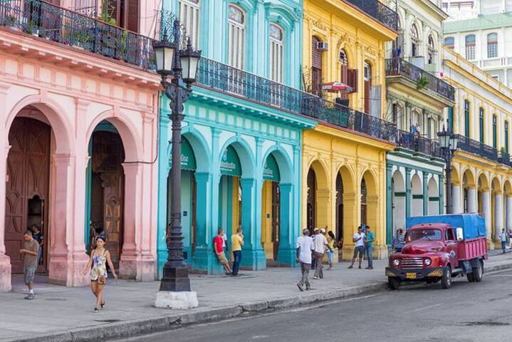 My little home in the Havana city - l'Havana - Casa