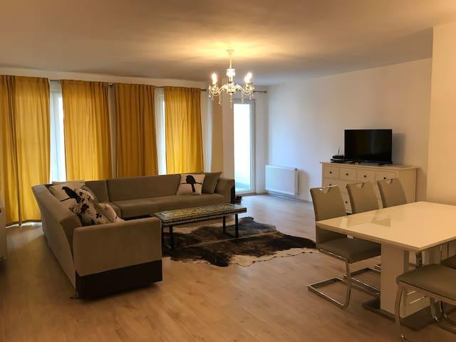 New apartment Fushë Kosovë - 5 pers.