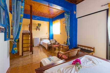 Πανόραμα Guest House - Gennadi - Bed & Breakfast