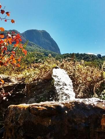 Chalé mesanino  - Vale da Pedra (Aiuruoca)