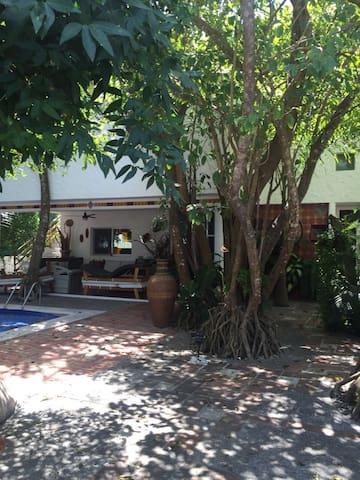 Linda casa de playa en Vallarta - Las Palmas - Casa