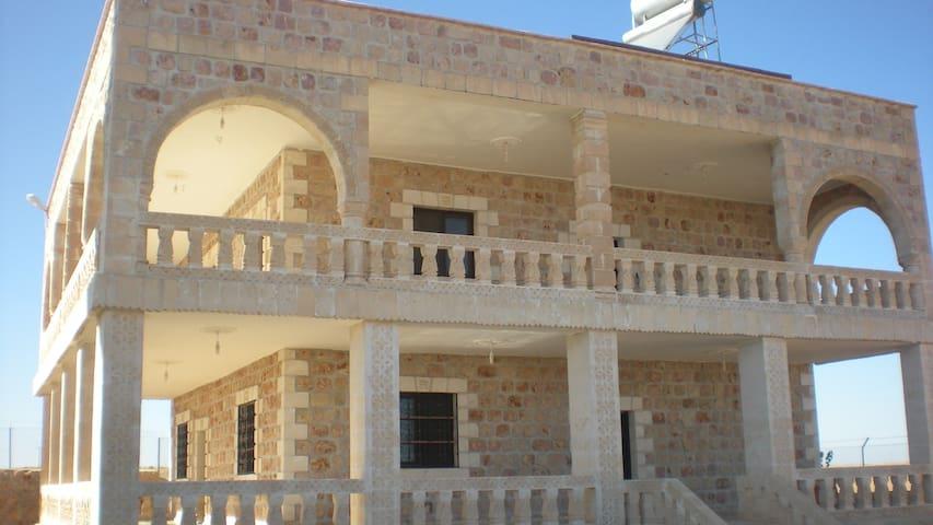 Bsorino villa