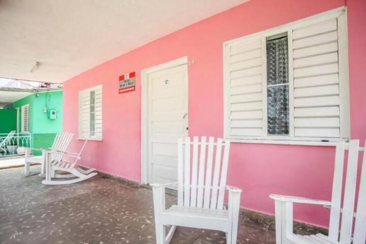 """Casa particular """"Villa Julia and Rote"""" in Viñales:"""