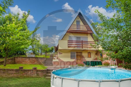 Holiday cottage with 1 bedroom on 62m² in Opatovac