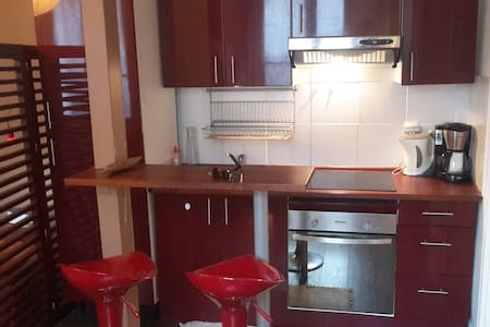 Quiet 10 min from down Town ! - Clichy - Appartement