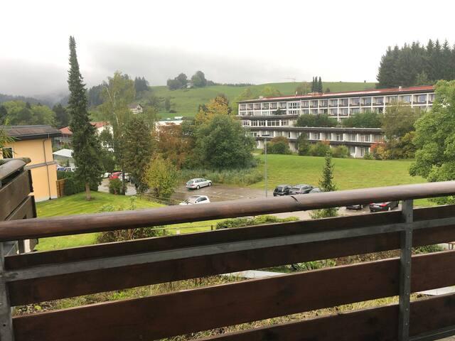Hübsche Ferienwohnung in Scheidegg