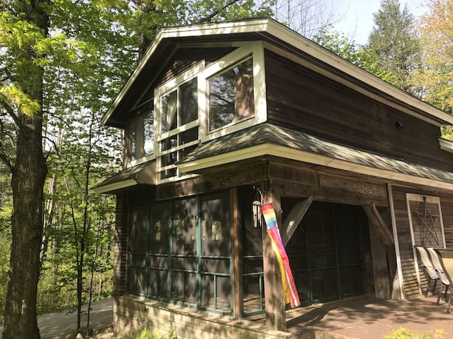 Comfy retreat w easy access to all of Central VT