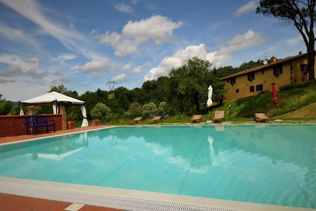 Suite in a farm house near Florence ! - Gaville - Villa