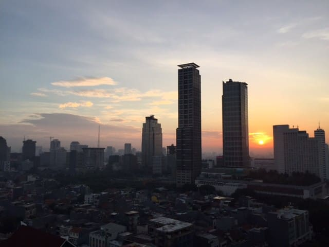 Cozy 1BR Apartment in the central location - Kota Jakarta Pusat - Apartment