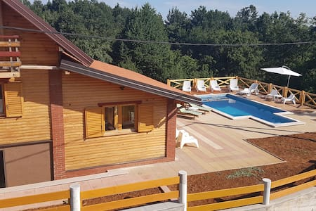 Holiday house Mala vila Rebeka - Gornje Dubrave