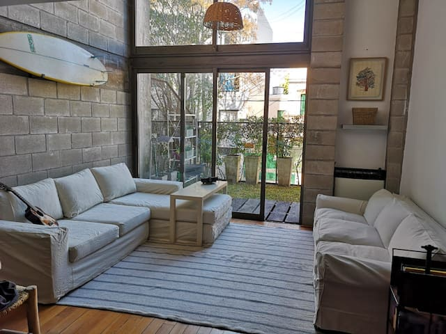 Spacious Loft in San Isidro with parking space