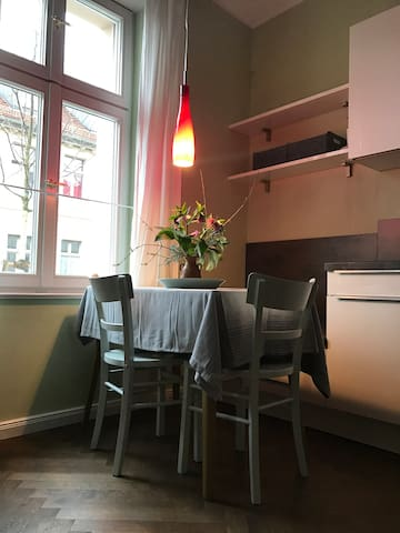 Gemütlich-komfortable 2-Zi.-Whg. - Potsdam - Apartment