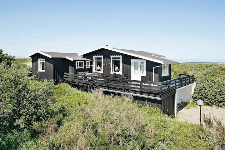 Apacible casa de vacaciones en Skagen cerca del mar