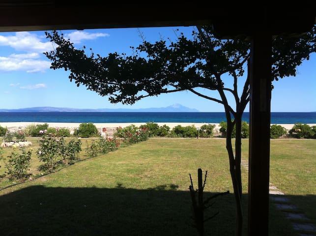 Summer House by the sea - Akti Salonikiou