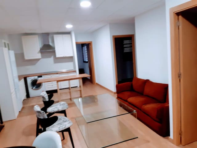 Place to stay in the financial center of Madrid
