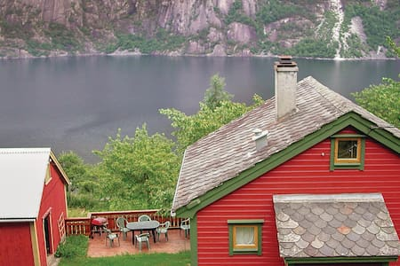 Holiday cottage with 3 bedrooms on 67m² in Eidfjord