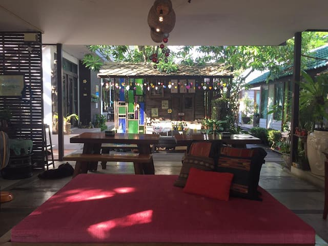 PLOYPOOL RESORT@HUAHIN - Tambon Hua Hin - Bed & Breakfast