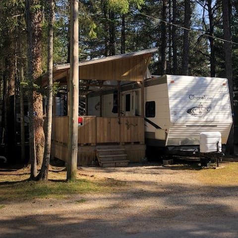 Unique Vacation Camping Experience