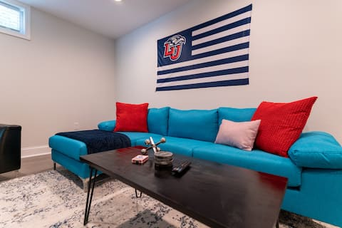 NEW! Liberty University Lair, 4 minutes to campus