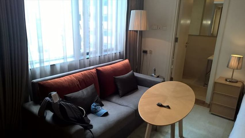 Cozy Room near TST MTR - 홍콩 - 레지던스