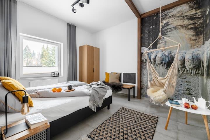 Aparthotel Narciarska 2 - Apartament 4-osobowy