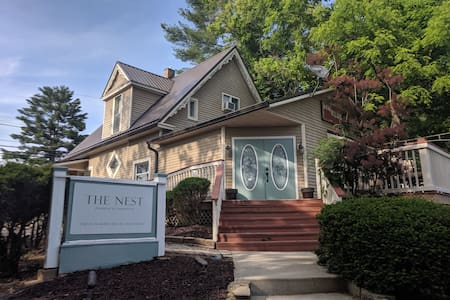 The Nest, Located in the Heart of Nashville, IN!