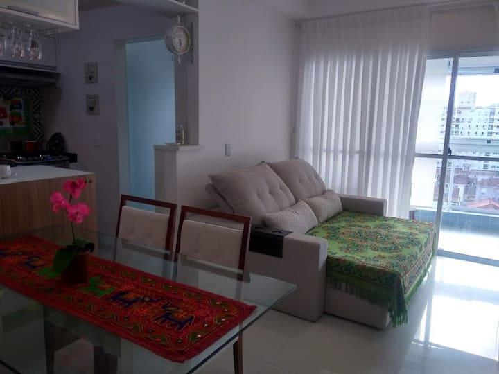 Apartamento em SANTOS/SP.