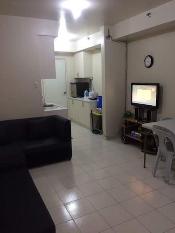 Fully furnished condo at Centropolis Communities