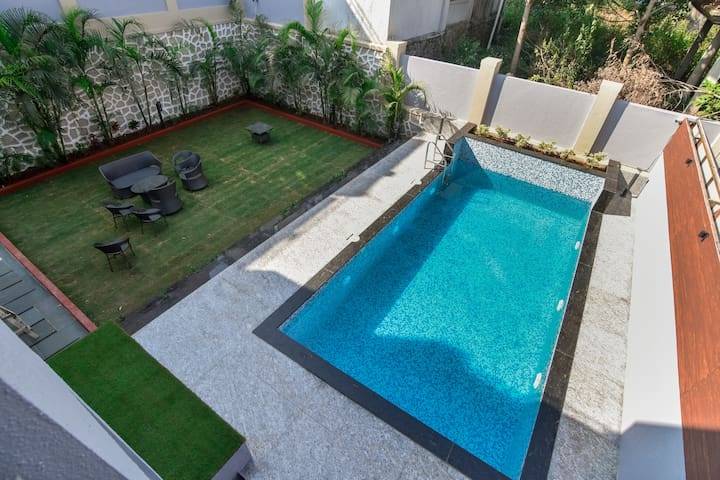 Shalimar Royal - With a Large Private Pool