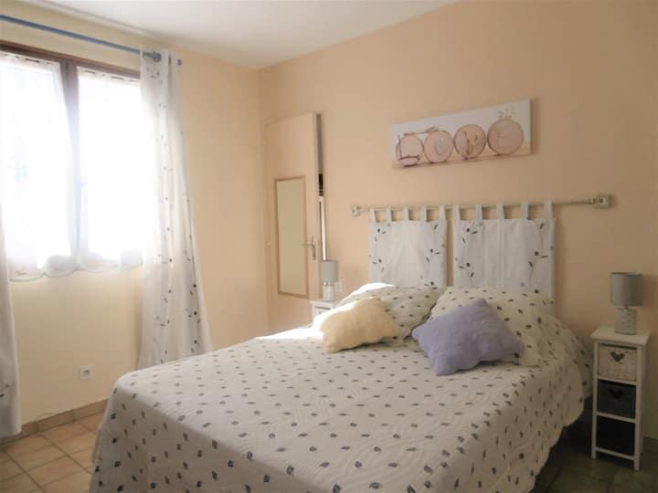 Confortable flat 2☆,  100% Provence, near Nyons