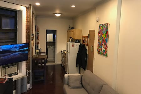 Authentic 1-bedroom in the heart of New York City - New York - Apartment