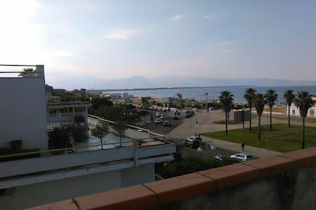 Bellissima mansarda panoramica - Casa