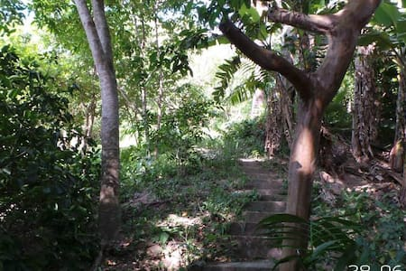 Ixmucané, conectando con la naturaleza
