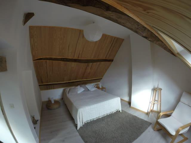 Maison de village proche de Sens et Pont sur Yonne - Saint Martin sur Oreuse