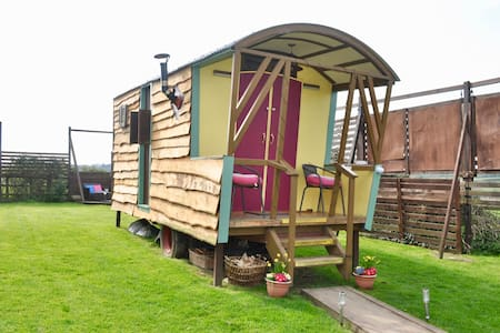 The Anglesey Gypsy Caravan
