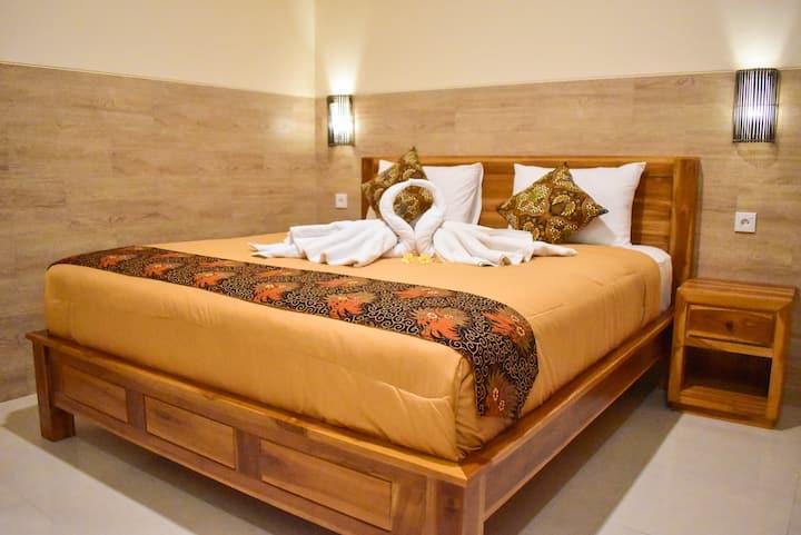 Yoga Homestay 2, Canggu-1 bedroom