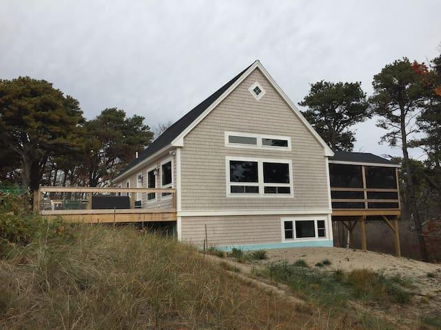 Popham - Tidewater Beach House! - Phippsburg - Casa
