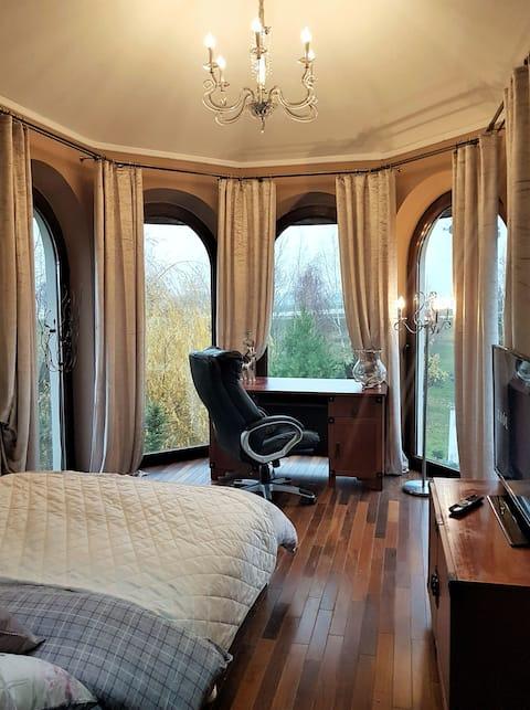 Двомісна кімната з окремою ванною кімнатою - Гостьовий дім